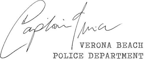 Captain Prince signature